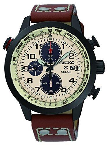 Seiko Men's chronograph watch £145 @ Amazon