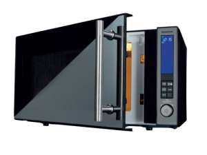 Lidl silver crest microwave with grill £49.99