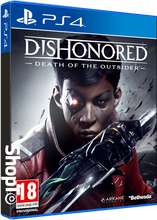 Dishonored Death of the Outsider - PS4 £9.85 @shopto.net