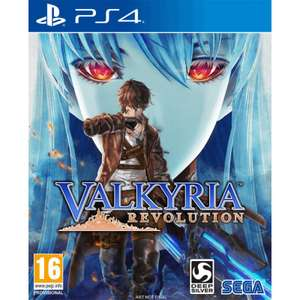 [PS4] Valkyria Revolution - £9.99 - TheGameCollection