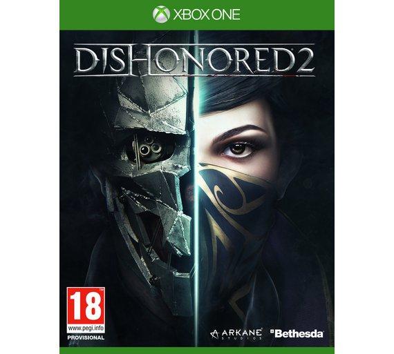 Dishonored 2 £9.49 @ argos