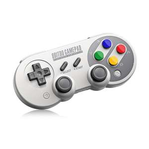8Bitdo SF30 Pro Gamepad Game Controller - £19.46 - AliExpress