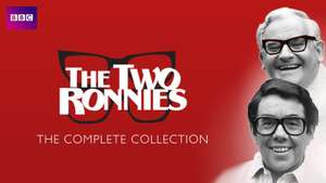 The Two Ronnies  - the Complete Collection (96 episodes) - £16.99 @ Google Play