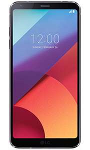 LG G6 Sim Free Black £349 @ UnlockedMobile Phones