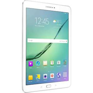 "Samsung Galaxy Tab S2 9.7"" 32GB WiFi Tablet 2016 - White £279 at ao.com"