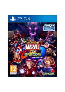 Marvel vs Capcom Infinite (PS4) @base.com £16.99
