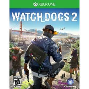 Watch Dogs 2 - Xbox One/PS4 (Preowned) @ GAME for £11.24