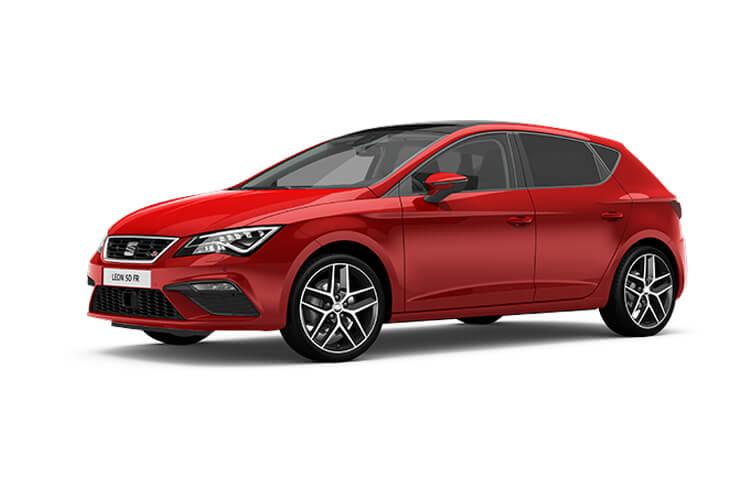 Seat Leon - 1.2 TSI 110 SE Dynamic Technology - Initial rental £178.54 + 23 x £178.54 + £300 processing fee - £4584.96 @ CarLeasing Online
