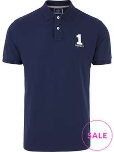 HACKET POLO SELECTED SIZES at Very Exclusive for £45