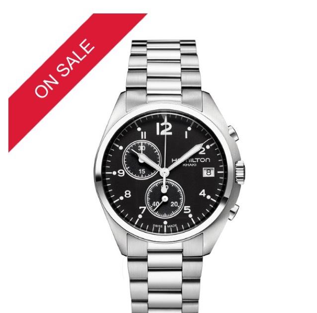 Hamilton Men's Wrist Watch H76512133 £325 @ Ernest jones