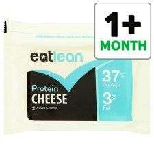 Eatlean Protein Cheese 350G  - half price Tesco £2.00