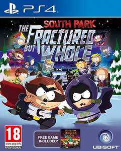 [PS4] South Park: The Fractured But Whole - £15.03 - Amazon/Boomerang Rentals (Used/Like New)