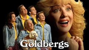 The Goldbergs Complete Series 1-3 HD £15.99 @ Google Play