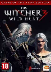 The Witcher 3 Wild Hunt GOTY for PC £15.99 at cdkeys
