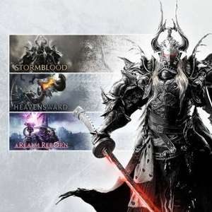 Final Fantasy XIV (14) on PC £17.50 @ Square - Enix