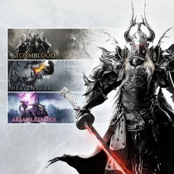 Final Fantasy XIV (14) on PC £17.50 @ Square - Enix