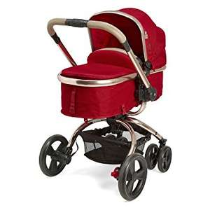 Mothercare Orb Pram and Pushchair Dark Red Canvas £175.00 @ Mothercare