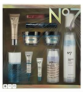 No7 Star Beauty Collection From boots back in stock £40