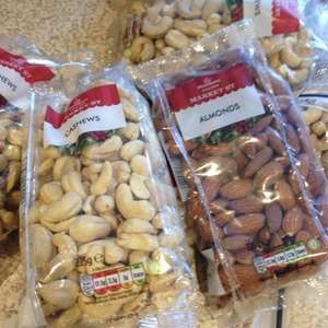 Cashew nuts and almonds £1 @ Morrisons - Larkfield