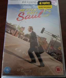 Better Call Saul Season 2 (DVD) £1 @ Poundland