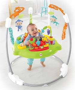 Fisher Price Roarin' Rainforest Jumperoo - £39.99 @ Mothercare (£3.95 delivery)
