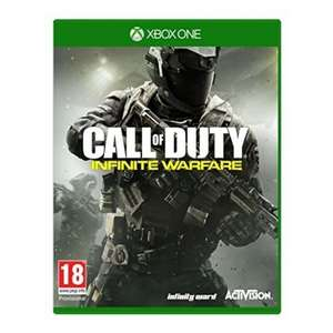 Call Of Duty Infinate Warfare XBox One - £5 instore @ Tesco - Chepstow