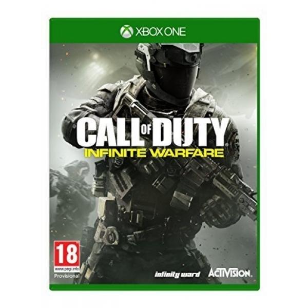 Call Of Duty Infinate Warfare XBox One - £5 instore @ Tesco - Chepstow