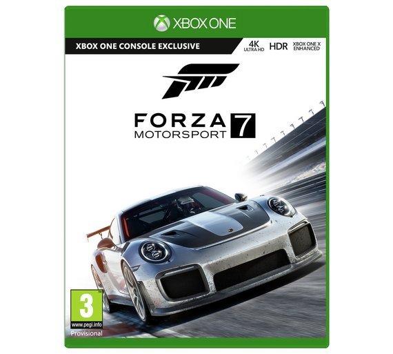 Forza 7 £20.99 at Argos