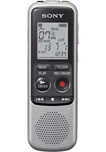 Sony ICD-BX140 Digital Mono HVXC/MP3 Voice Recorder with 4 GB Built-In Memory £14.06 (Prime) / £18.55 (non-prime) Used - Very Good Amazon warehouse