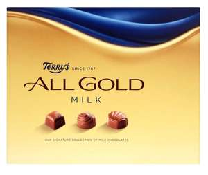 Terrys all gold 190g £1 @ Morrisons