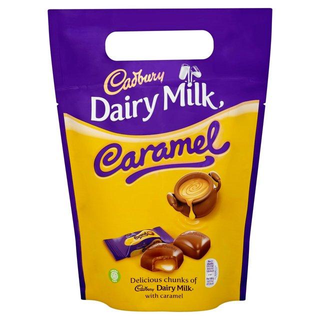 Cadbury's pouches £2  online at Morrison's