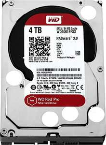 WD Reds 4TB £96 @ Amazon (Temporarily out of stock)