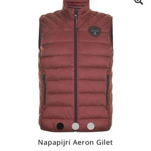 Napapijri gilet was £140 now £70 @ UCS