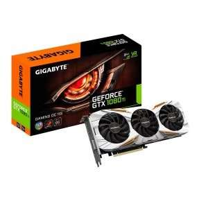Gigabyte Nvidia GTX 1080 Ti 11GB GAMING OC Graphics Card £688.98 @ Ebuyer