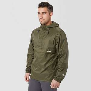 PETER STORM PACKABLE MEN'S CAGOULE £16 @ Millet Sports