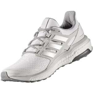 Adidas Men's Energy Boost Running Shoes (white/silver) £47.98 via Amazon