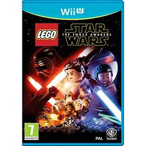 Lego Star Wars The Force Awakens Wii U £10 (Prime) / £11.99 (non-Prime) @Amazon