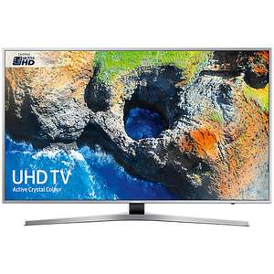 "Samsung UE49MU6400 HDR 4K Ultra HD Smart TV, 49"" £464 @ John Lewis"