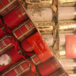 Christmas Crackers 50p instore @ Asda