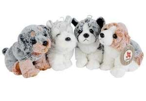 Simba Nicotoy Plush Dogs, 1 dog only £3.84 @ Amazon (Add on item)