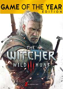 The Witcher 3: Wild Hunt - Game of the Year Edition (PC) £13.99 @ Origin