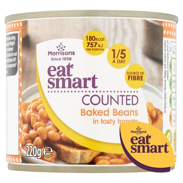 Eat smart beans 25p plus 300 more points @ Morrisons