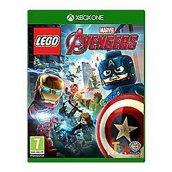 Lego Marvel's Avengers (Xbox One) £10 In-Store @ Tesco Direct