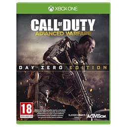 Call of Duty: Advanced Warfare (Xbox One) £3.74 Delivered (Pre Owned) @ Game