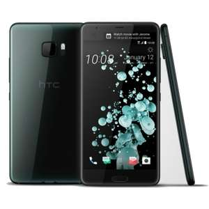 "HTC U Ultra 64GB (Unlocked) - SnapDragon 821, 4GB RAM, 64GB Storage, 5.7"" Screen, 16MP and 12MP Cameras  @ E-Global Central UK - £225.99"