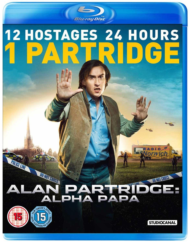 Alan Partridge: Alpha Papa [Blu-ray] £1 instore @ Poundland (St. Helens)