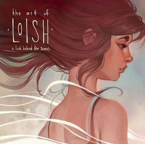 The Art of Loish: A look behind the scenes HB Book now £7 Prime / £8.99 Non Prime @ Amazon