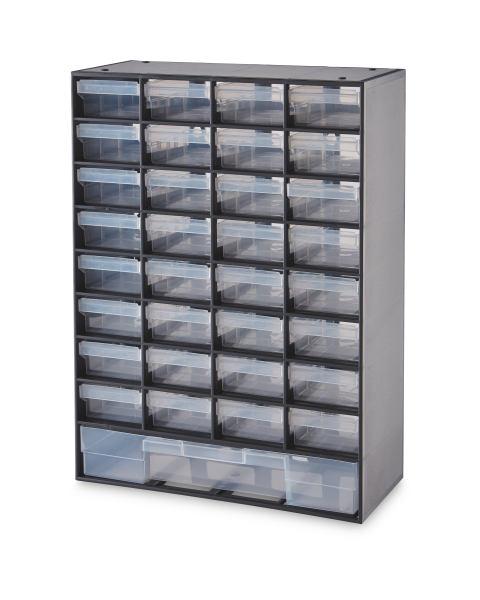 Aldi Workzone 33-Drawer Accessory Storer - £8.99 inc FREE delivery @ Aldi