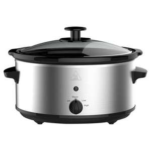 Update 25th Jan: 3 litre Slow Cooker £10 at Tesco. Free C&C