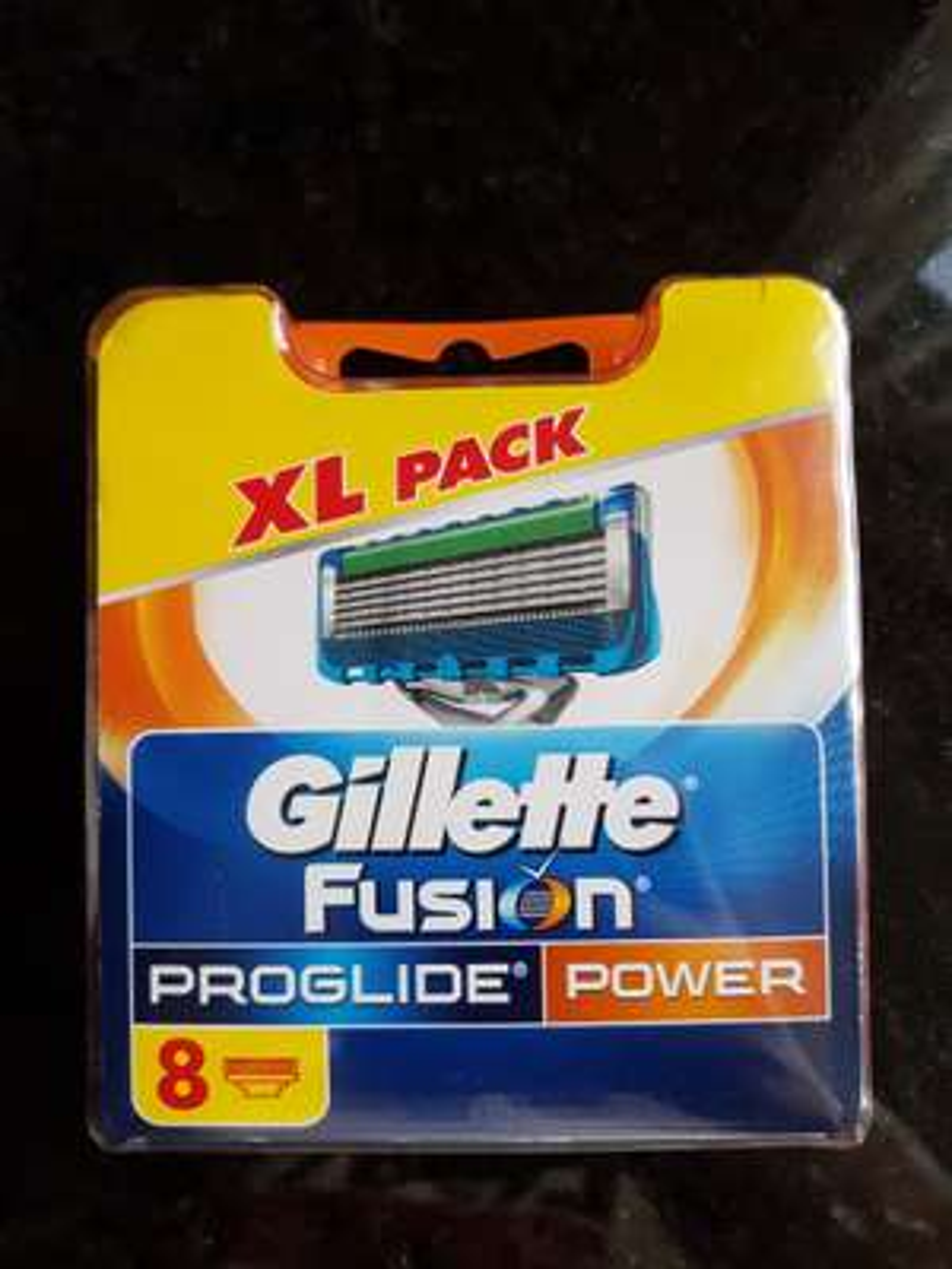 Gillette fusion proglide power razor blades 8 Pack £20 instore @ Wilko